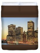 Ny Downtown Duvet Cover