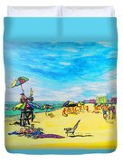 ocean/ Beach Duvet Cover