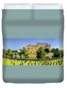 Oklahoma City National Memorial Duvet Cover
