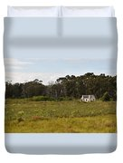 old Farm house Duvet Cover