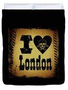 Old London Duvet Cover