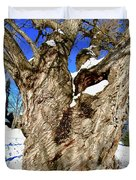 Old Willow Tree Duvet Cover
