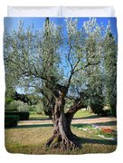Olive Tree Duvet Cover