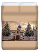 One Monastery Duvet Cover