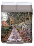 One To Follow Duvet Cover
