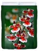Orchid 34 Duvet Cover