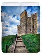 Orford Castle Duvet Cover