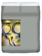 Outlook Duvet Cover