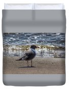 Padre Island National Seashore  Duvet Cover