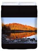 Palisades-kepler State Park - Mt. Vernon, Ia Duvet Cover