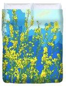 Palo Verde Spring Duvet Cover