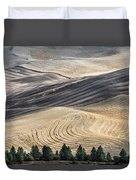 Palouse Field 2740 Duvet Cover