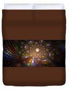 Carlos Castaneda 'the Active Side Of Infinity' Duvet Cover