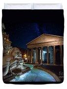 Pantheon Rome Duvet Cover