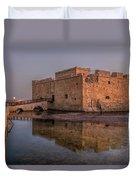 Paphos - Cyprus Duvet Cover