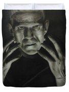 People- Frankenstein's Monster Duvet Cover