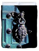 Peruvian Door Decor 6 Duvet Cover