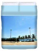 Pham Van Dong Beach Duvet Cover