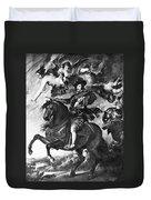Philip Iv (1605-1665) Duvet Cover