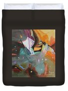 Pieces Of Life Duvet Cover