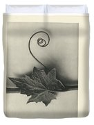 Plant Studies, 1928, Nature Series, By Karl Blossfeldt  Duvet Cover
