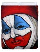Pogo The Clown Duvet Cover