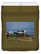 Point Loma Lighthouse 2 Duvet Cover