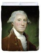 President George Washington  Duvet Cover