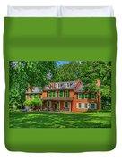 President James Buchanan's Wheatland Duvet Cover