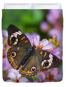 Happy Little Butterfly  Duvet Cover