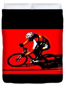Pro Cycling Duvet Cover