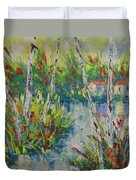 Provence South Of France Duvet Cover