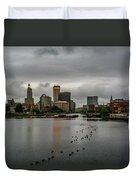 Providence, Ri  Duvet Cover