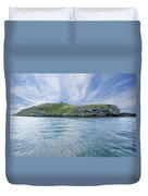 Puffin Island Duvet Cover