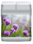 Purple Spring 7 Duvet Cover