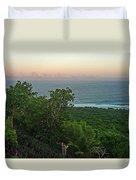 Quam Sunrise Duvet Cover
