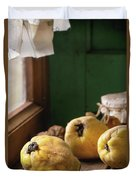 Quince And Honey Duvet Cover