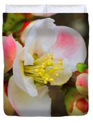 Quince Toyo-nishiki Duvet Cover