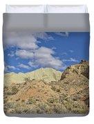 Rainbow Basin Duvet Cover