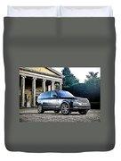 Range Rover Duvet Cover