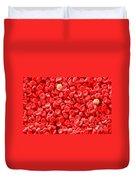Red Blood Cells, Sem Duvet Cover