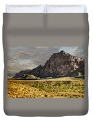 Red Rock Canyon Duvet Cover