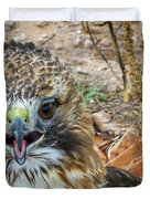 Red-tailed Hawk -5 Duvet Cover