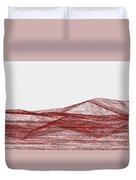 Red.318 Duvet Cover