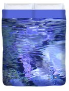 Reef Reflections Duvet Cover
