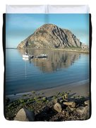 Reflection Anchorage  Duvet Cover