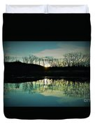 Reflection Duvet Cover