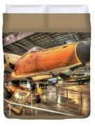 Republic F-105, Thunderchief Duvet Cover
