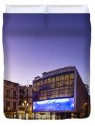 Reus Triptych, Spain Duvet Cover