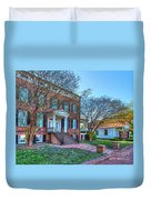Riddicks Folly House Museum  Duvet Cover